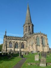 Skrabl to rebuild Brindley and Foster in Bakewell Parish Church