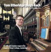 New CD features Tom Etheridge playing on a Skrabl chamber organ