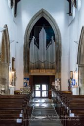 English organ renovated by Skrabl features in BBC broadcast
