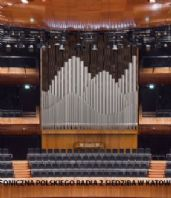 Largest organ built in Katowice, Poland