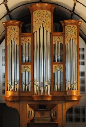 Celebrations to mark 10th anniversary of Skrabl organ in St Michael's Church, Lyme Regis