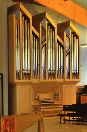 Why Skrabl organs make ideal partners for an orchestra